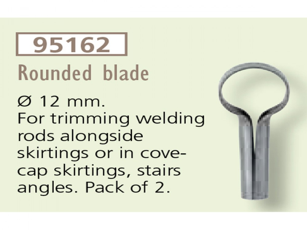 ROUNDED BLADE 12MM